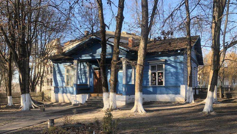 В Локте воссоздадут парк усадьбы Великого князя Михаила Романова