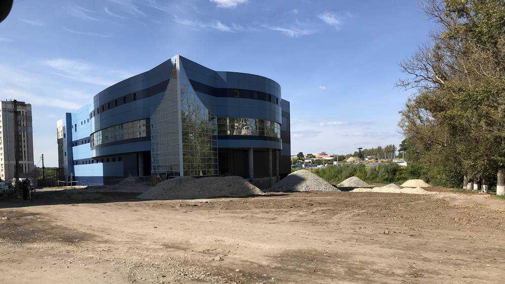 В Брянске оптимисты откроют новый торговый центр «Титаник»