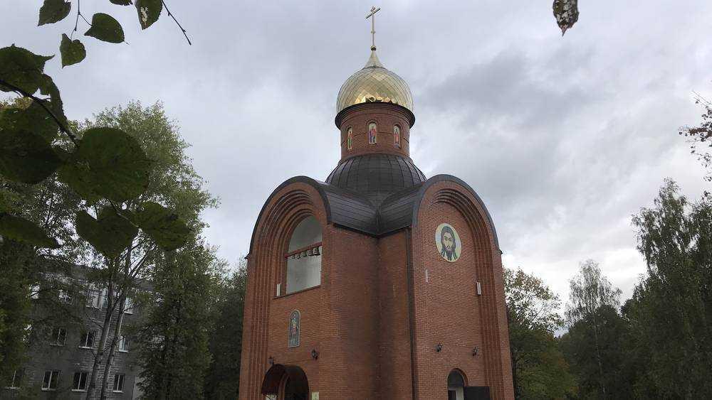 Брянский храм Иоанна Воина отметил престольное торжество