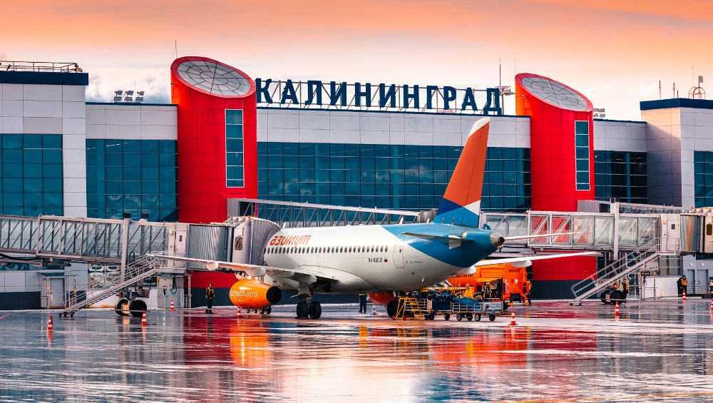 Калининград стал лидером опроса брянцев по новым направлениям полетов