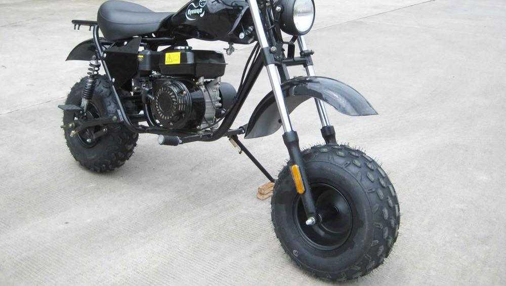 В Стародубе попавший в ДТП мотоциклист сломал палец на ноге