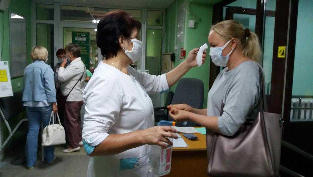 В Брянске выросло число заболевших ОРВИ
