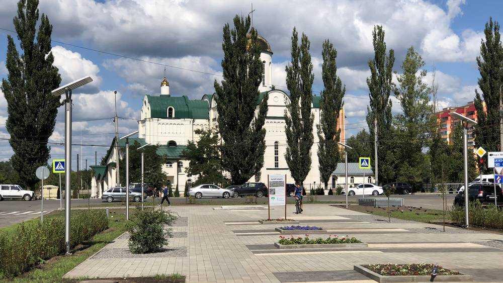 «Десантники еще успеют искупаться»: в Брянске почти достроили фонтан
