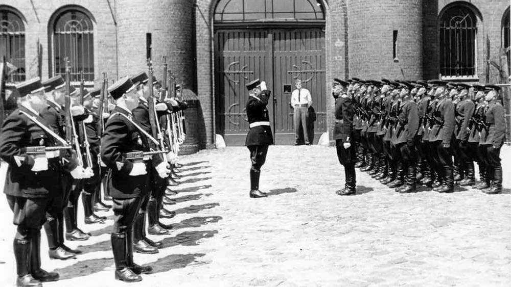 В Брянске ушел из жизни человек, охранявший приспешников Гитлера