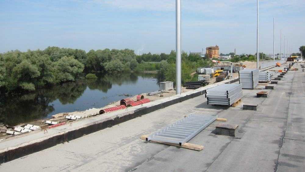 Первая машина проедет по новому Литейному мосту в конце августа