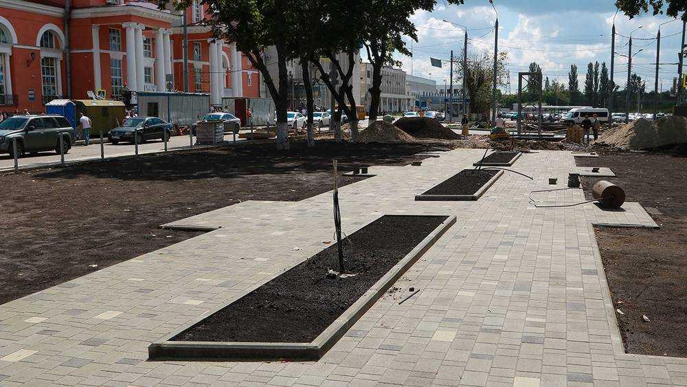 Возле вокзала Брянск-I опять изменят схему движения транспорта
