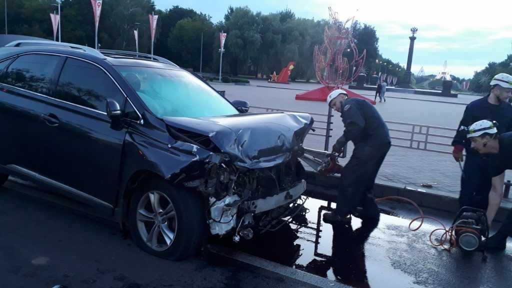 Сбежавшего после смертельного ДТП водителя допросили в брянской полиции