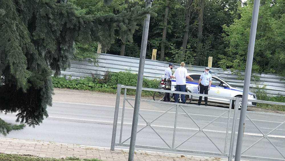 На брянских дорогах появился опасный контингент