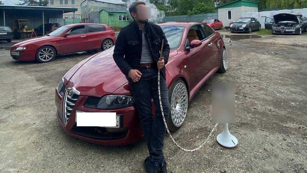 В Брянске участника трагического ДТП уличили в безумных гонках