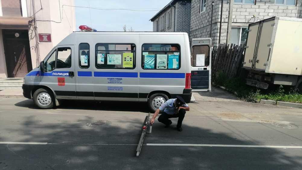 В Брянске подрядчику велели устранить дорожный брак на улице Пионерской