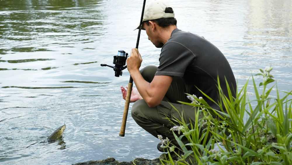Брянскую молодежь позвали на общую рыбалку