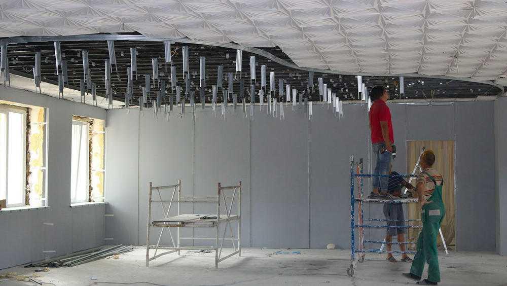 В брянской детской школе искусств ускорят ремонт