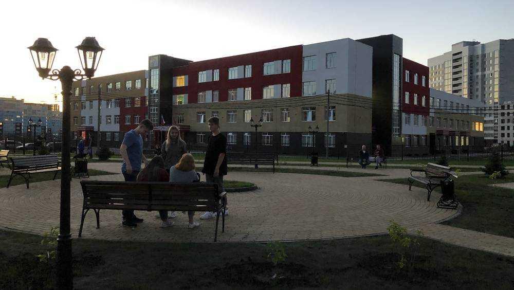 Школу по брянскому проекту построят в Орловской области
