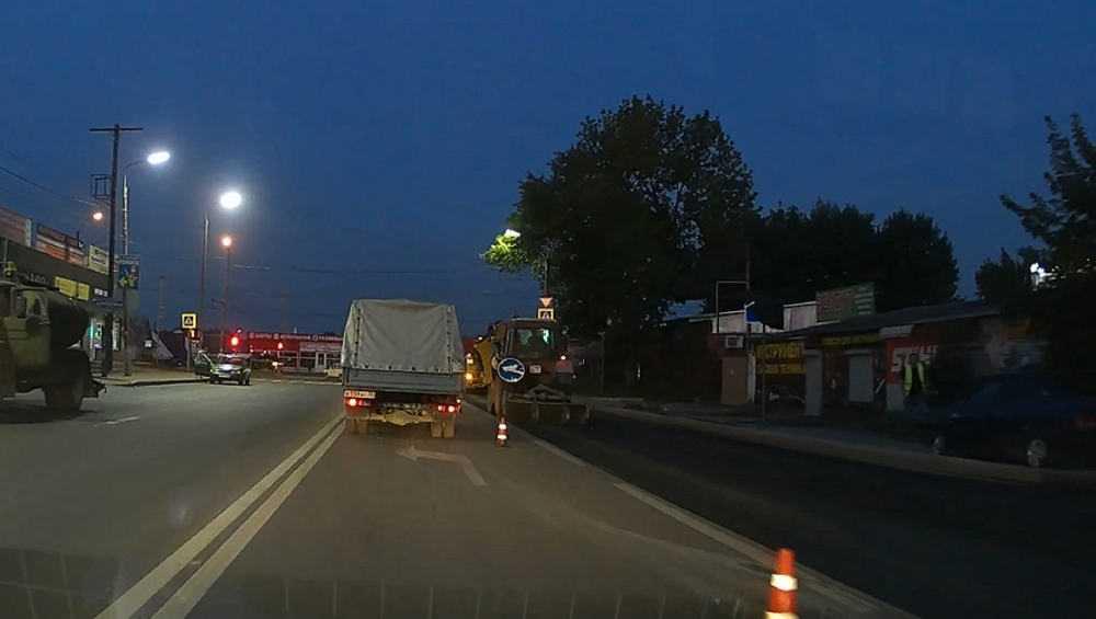 Дефект дороги на улице Щукина в Брянске подрядчик устранил за свой счёт