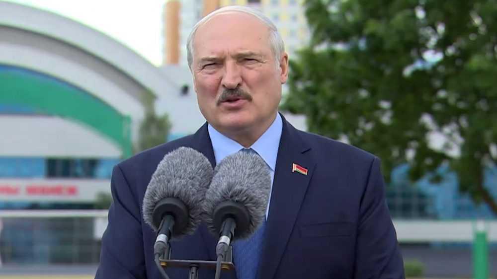 Лукашенко о заявлении в прокуратуру ФРГ: «Не наследникам фашизма меня судить»