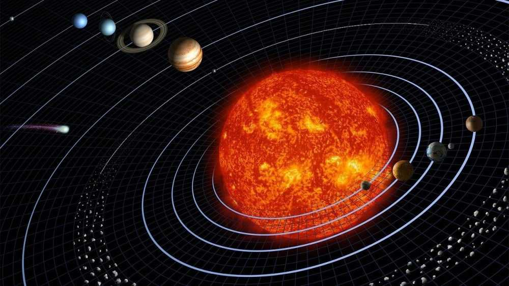 Россия сможет отправить людей на Марс через 8-10 лет