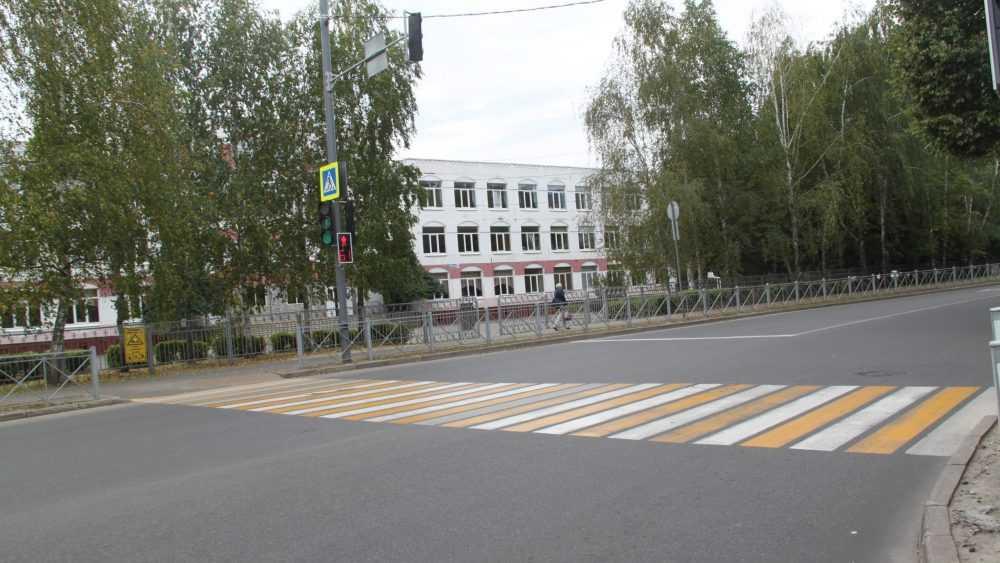 В Брянске подвели промежуточные итоги акции «Дорога к школе»