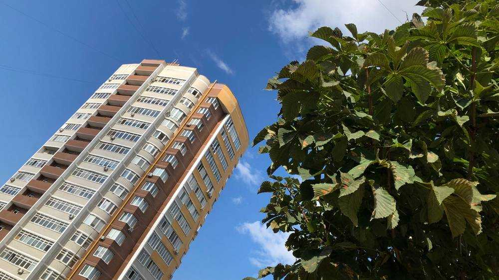 Строительная отрасль Брянской области вышла из кризиса