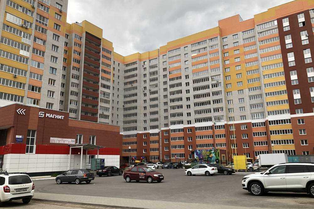 Новый Брянск: много кирпичей − и ни одного дерева