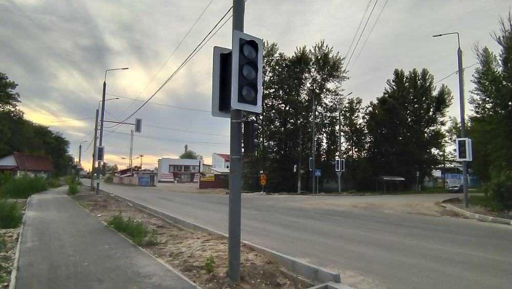 Брянцы раскритиковали обилие светофоров на Вокзальной улице