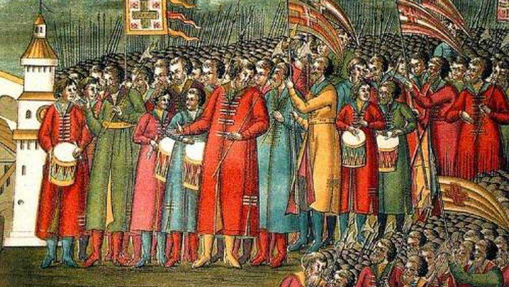 История России: Битва при Молодях 1572
