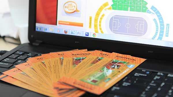 Преимущества покупки билетов на футбол в Интернете