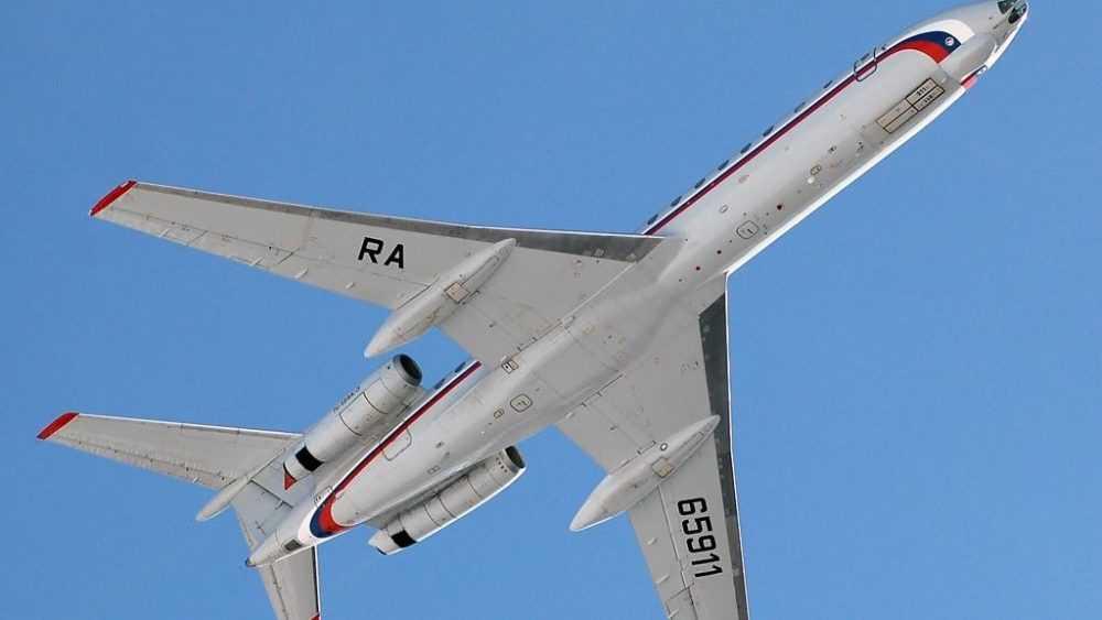 В Белоруссию прилетели странные самолеты из России
