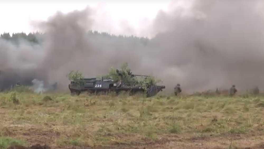 Брянские военные проведут учения на зараженной территории
