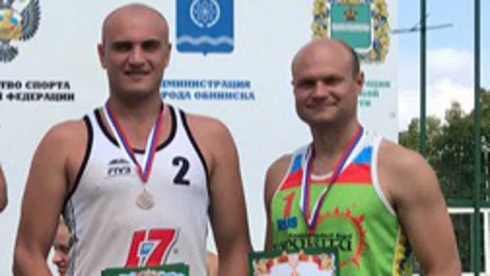 Брянские пляжные волейболисты взяли «золото» и «серебро» «Брянск OPEN»