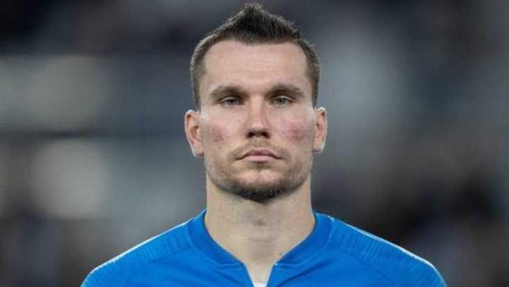 Экс-игрока брянского «Динамо» вызвали в сборную для подготовки к Евро