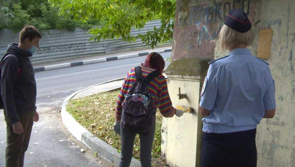 В Брянске выявили десятки зданий с адресами сайтов наркоторговли