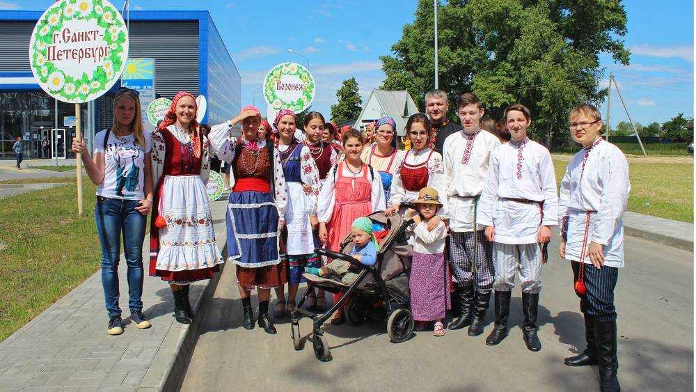 В Брянской области пройдет Всероссийский фольклорный фестиваль «Деснянский хоровод»