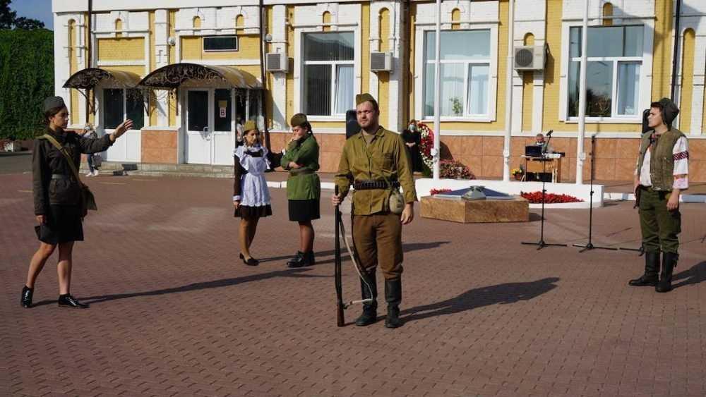 Коллектив БМЗ отдал дань памяти освободителям Брянщины