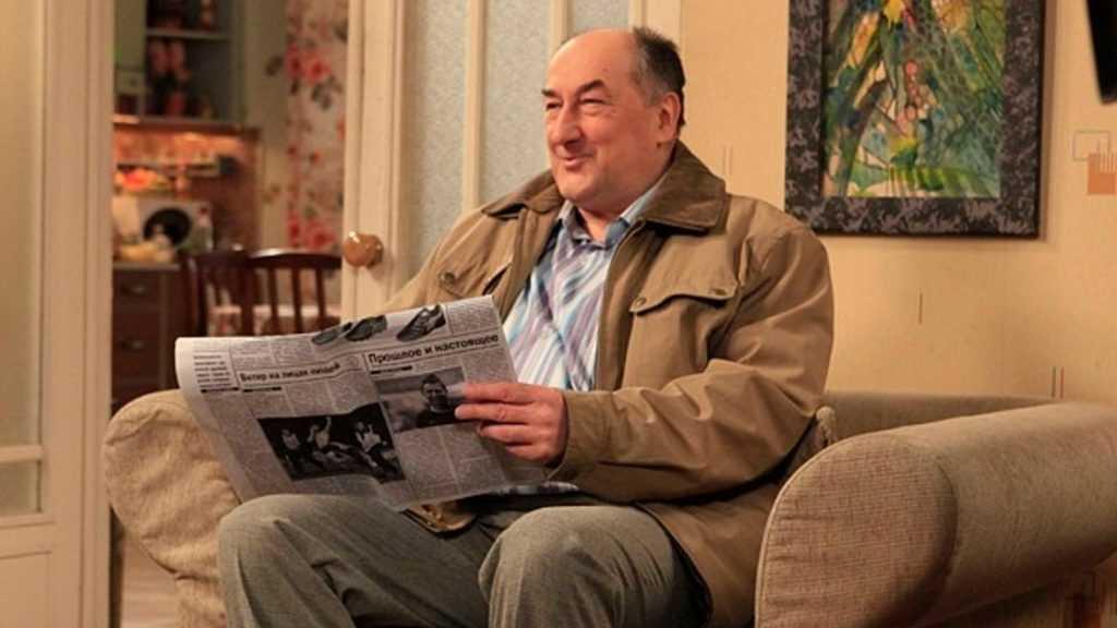 Ушел из жизни народный артист России Борис Клюев