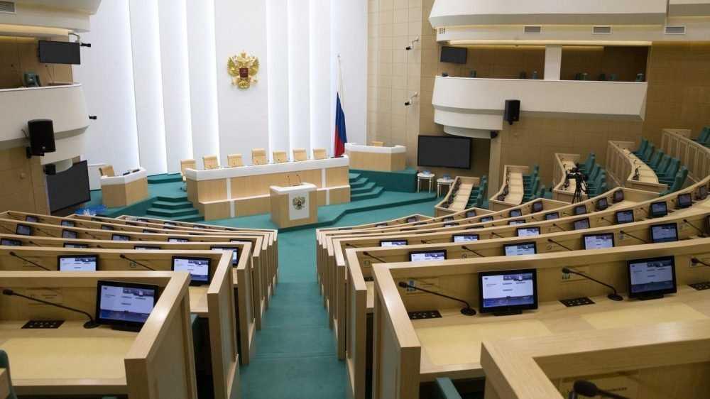 Брянец стал сенатором от Калужской области