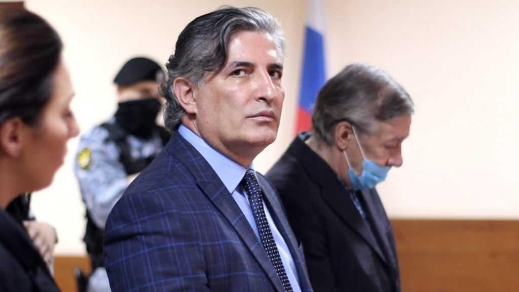 Вскрылось темное прошлое адвоката осужденного Михаила Ефремова