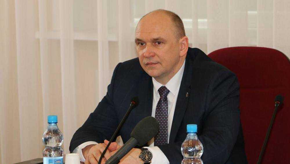 Виталий Беляй избран временным председателем Брянской облдумы