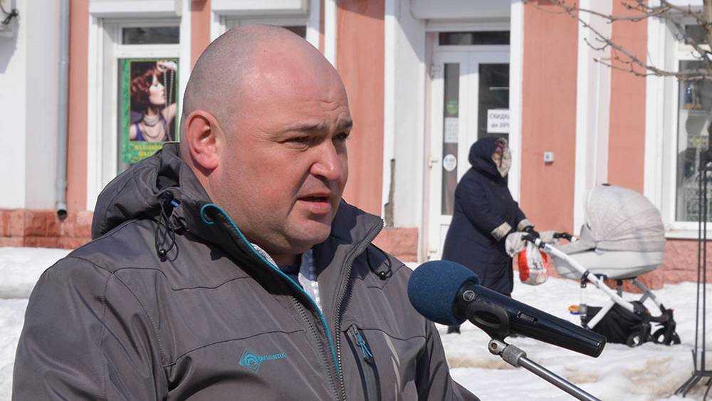 Новым директором брянского аэропорта стал Игорь Сороковой