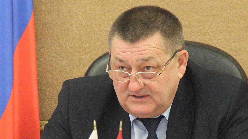Вице-губернатор Брянской области уволился после ДТП с участием сына