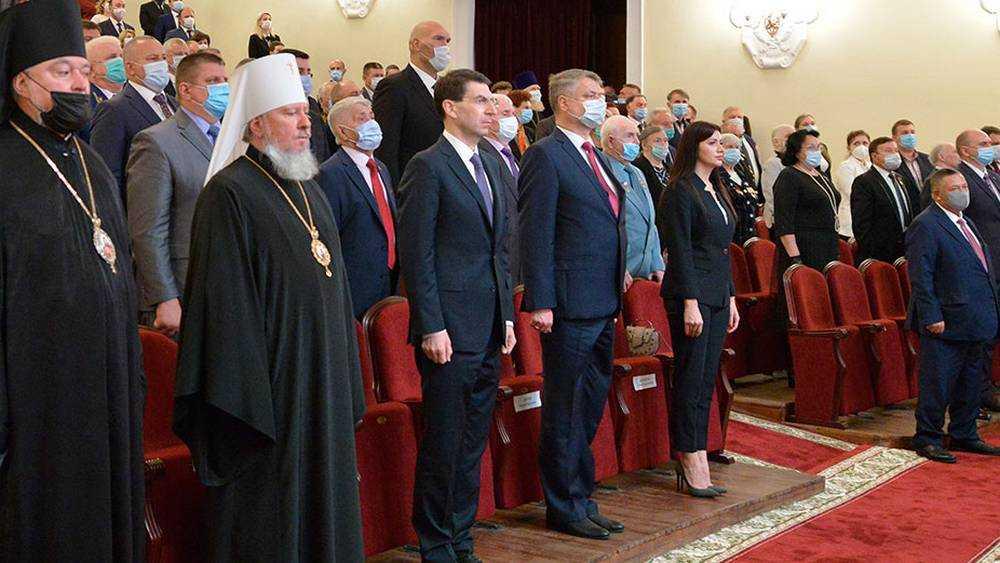 На инаугурации Богомаза побывал лишь один бывший брянский губернатор