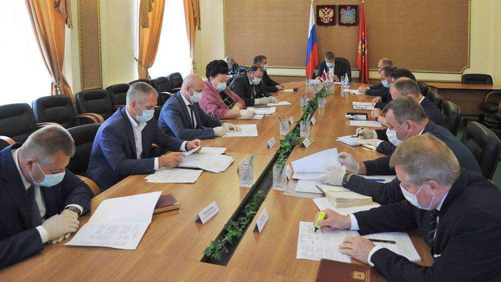 Губернатор Брянской области Богомаз назначил восьмерых заместителей