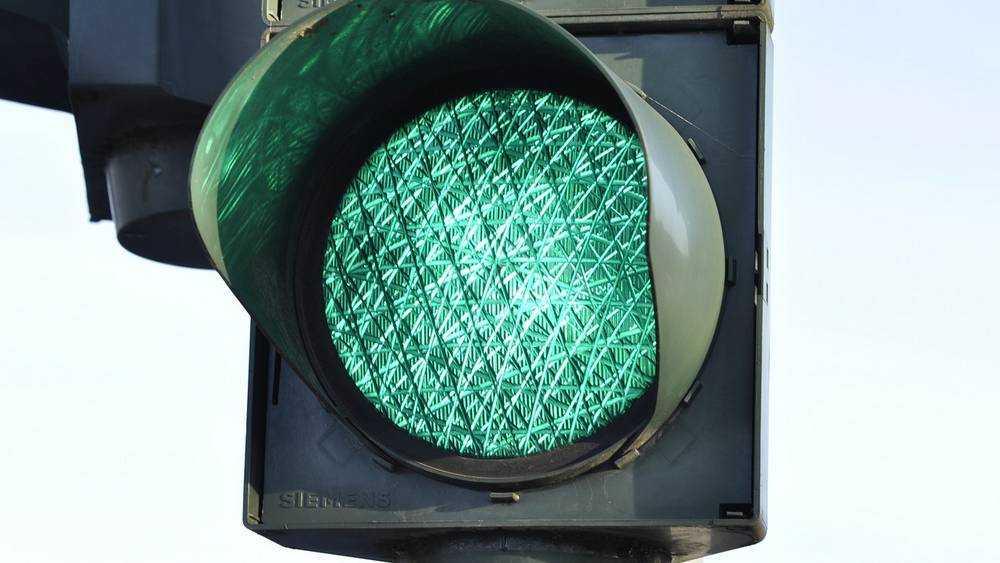 В Брянске установили светофор на городищенском перекрестке