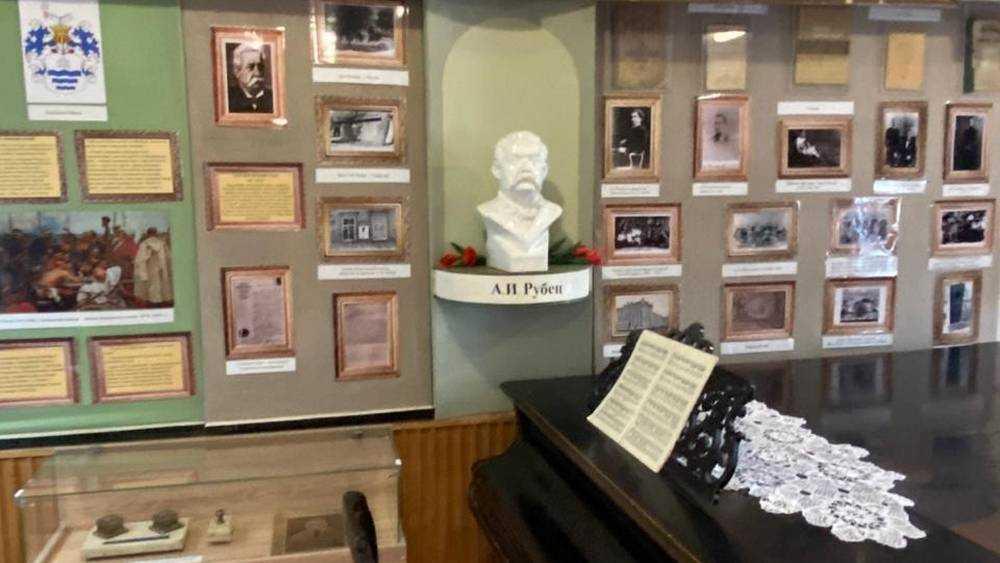Полпред президента Игорь Щёголев посетил музей в Стародубе