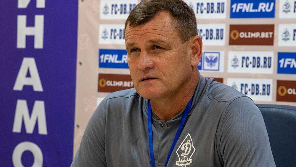 Тренер брянского «Динамо» поставил под сомнение тесты на коронавирус