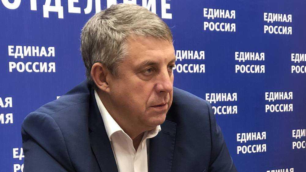 Брянского губернатора Александра Богомаза включили в состав Госсовета