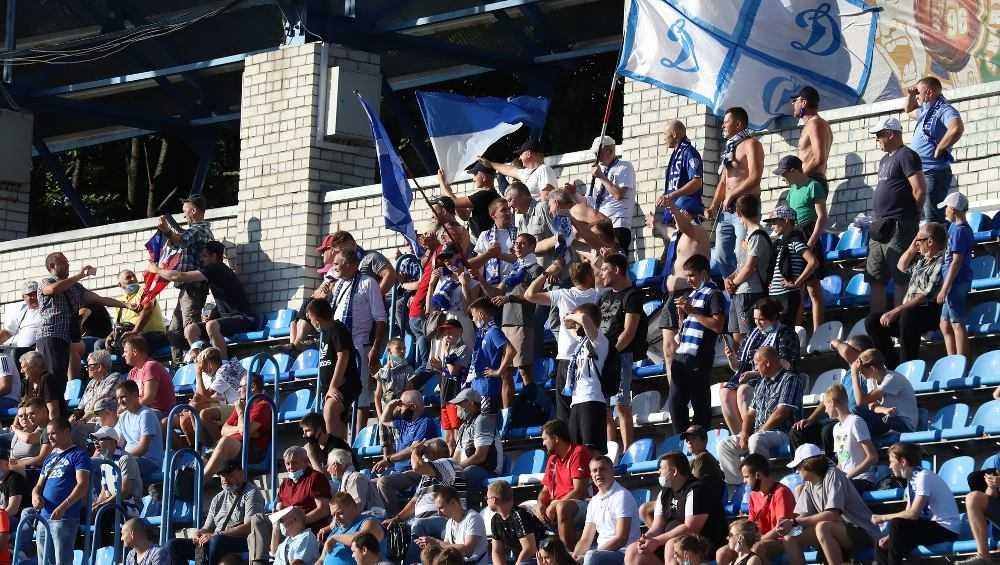 Руководство брянского «Динамо» рассказало о ситуации в команде