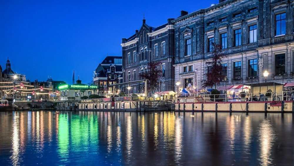 Причины посетить Амстердам