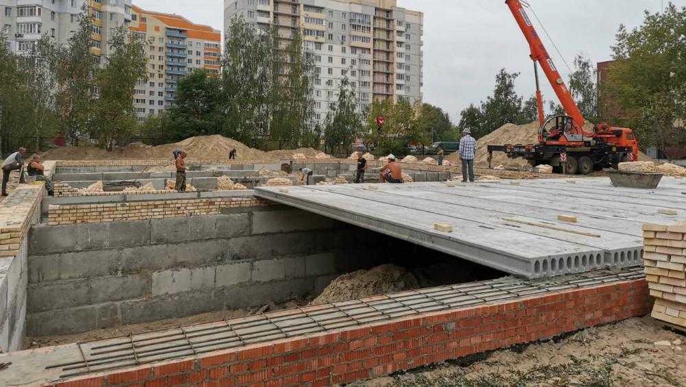 В Брянске начали строить новый детсад и две ясельные пристройки