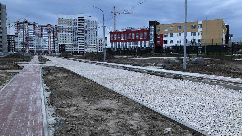 Еще одну дорогу построят в старом аэропорту Брянска