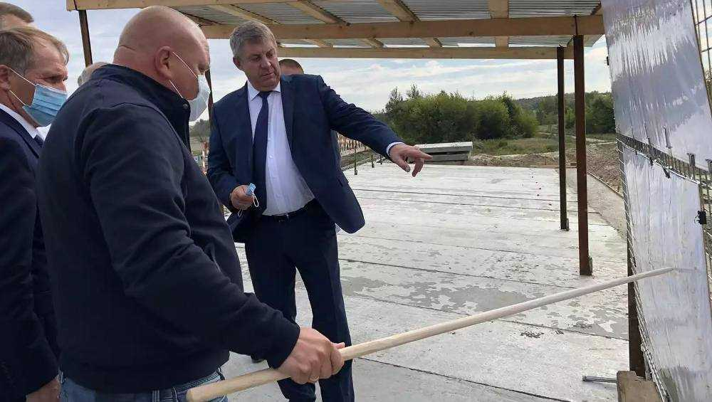 В Брянске новую дорогу-дамбу планируют сделать шестиполосной
